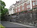 SK5639 : Nottingham - NG1 (Castle/Park) by David Hallam-Jones