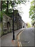 SK5639 : Nottingham - NG1 (Park/Castle) by David Hallam-Jones
