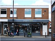 SP2871 : New premises for Pepper Black, Kenilworth by John Brightley