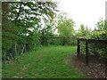 TL6960 : Footpath Bend by Keith Evans