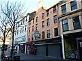 NO4030 : The Tenement (left) and the MacLeod Building (right) – Dundee High Street by Richard Law