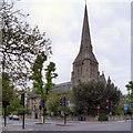 TQ2883 : St Mark's Parish Church by David Dixon