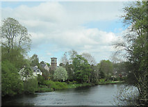 NN6207 : River Teith Callander by John Firth