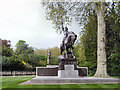 TQ2880 : Hyde Park, Memorial to the Cavalry of the Empire by David Dixon
