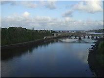 NT9953 : River Tweed, Berwick-upon-Tweed by JThomas
