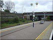 NT9953 : Railway Station, Berwick-upon-Tweed by JThomas