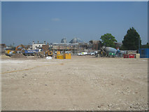 SU6351 : Building site - New Road by Sandy B