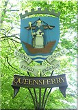 NT1378 : Welcome to Queensferry by kim traynor