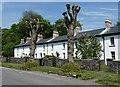 SO1107 : The Terrace, Rhymney (2) by Robin Drayton