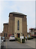 TQ1885 : St Joseph's Roman Catholic Church, Wembley by Richard Rogerson