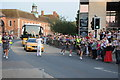 SO8454 : The Olympic Torch in Worcester 2 by Philip Halling