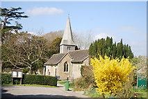 TQ1328 : Parish Church of St Nicholas, Itchingfield by N Chadwick