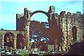 """NU1241 : """"Rainbow Arch"""", Lindisfarne by Colin Smith"""