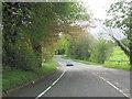 SD4984 : A6 south cross roads near Eversley Farm by John Firth