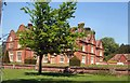TQ9457 : Doddington Place Mansion by Paul Gillett