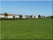 NX1896 : Girvan Housing Estate by Billy McCrorie
