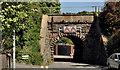 J4882 : Railway bridge, Carnalea, Bangor by Albert Bridge