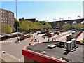 SJ8990 : Stockport Bus Station by Gerald England