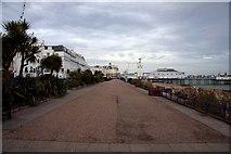 TV6198 : The promenade at Eastbourne by Steve Daniels