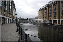 TQ3680 : Nelson Docks by N Chadwick