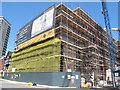 TQ3479 : The Parker Building under construction by Stephen Craven