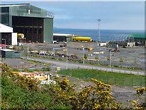NT3698 : Fife Energy Park by James Allan