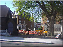 TQ2775 : Boutflower Road from Battersea Rise by David Howard