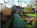 SU0969 : Avebury - Avebury Manor by Chris Talbot