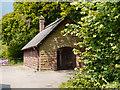 SJ4282 : The Engine House at Home Farm by David Dixon