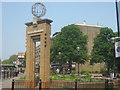TQ3582 : Globe Town Arch by David Anstiss