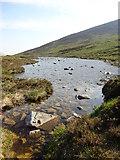 NR9545 : Loch na Davie by Brian Robertson