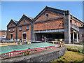 SJ4077 : Island Warehouse, National Waterways Museum by David Dixon