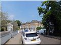 TQ2678 : Looking toward Bolton Place, Chelsea by PAUL FARMER
