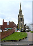 SO9490 : Grade II (star) listed Parish Church of St Thomas, Dudley by Jaggery