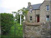 NH8851 : House at Regoul by Jennifer Jones