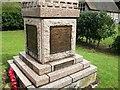 TF8943 : War Memorial, Holkham by John Brightley