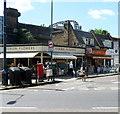 TQ2484 : Kilburn Flowers, London NW2 by Jaggery