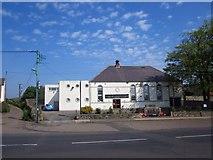 NU1033 : Belford Community Club by Graham Robson