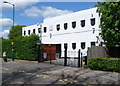 TQ2285 : Dollis Hill Synagogue, London NW2 by Jaggery