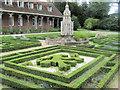 SP9912 : The Armorial Garden, Ashridge House by Chris Reynolds