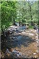 SO2729 : Afon Honddu by Philip Halling