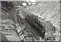 SZ0491 : Up train from Weymouth ascending Parkstone bank by Ben Brooksbank