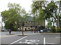 TQ2978 : St Saviour Church St George's Square Pimlico by PAUL FARMER