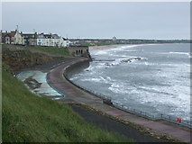 NZ3672 : Promenade, Whitley Bay by JThomas