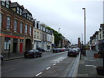 NZ3572 : Station Road, Whitley Bay by JThomas