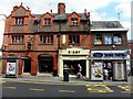 SJ4066 : Rigby Jewellers, Chester by Kenneth  Allen