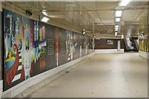 SJ3590 : Lime Street Underpass, Liverpool by El Pollock