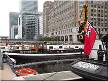 TQ3780 : North Quay by Colin Smith