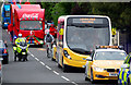 J4981 : Olympic Torch Relay, Bangor by Rossographer