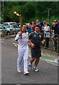 J5081 : Olympic Torch Relay, Bangor by Rossographer